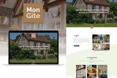 Site internet Gîte
