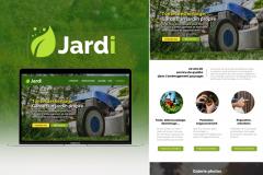 Site internet Jardinier